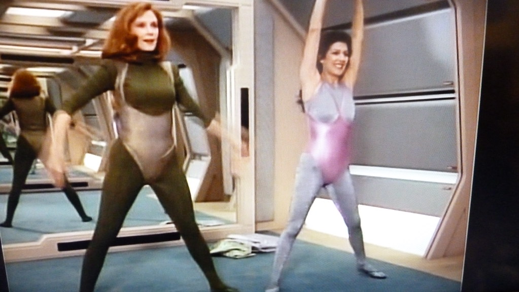 Wes And Beverly Crusher