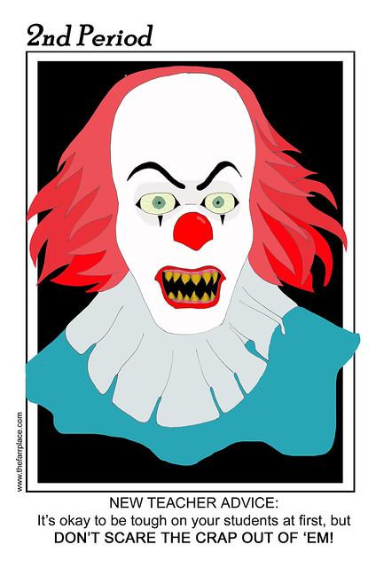 8-21-2012 clown