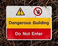 Dangerous Building