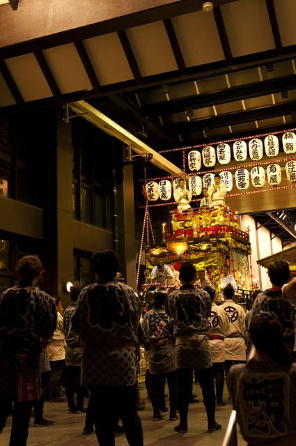 成田祇園祭 3日目
