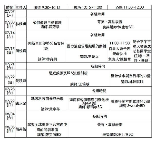 NP團隊 2012年 07月份行事曆-2