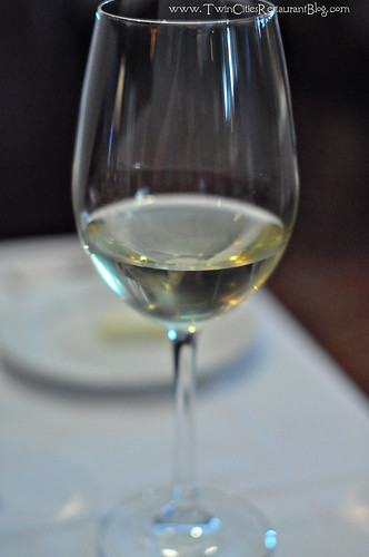Gary Farrell, 2009 Chardonay served at The Capital Grille Generous Pour Wine Event