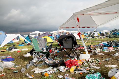 campsite inferno