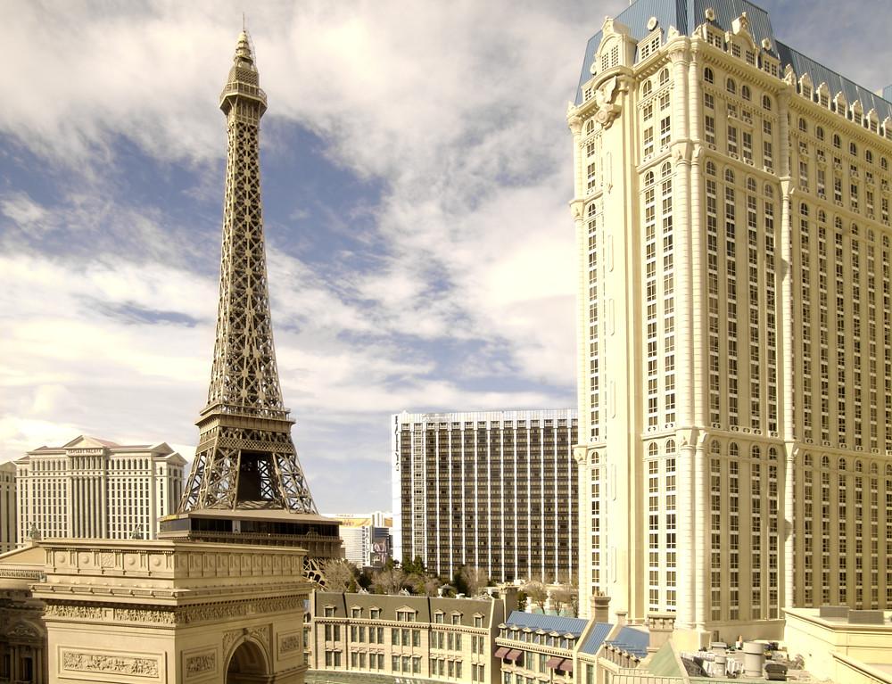 Eifel Tower Las Vegas