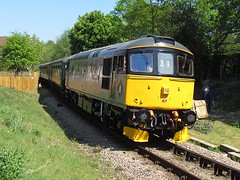 Spa Valley Railway, April 2011 'Return to Eridge'