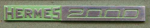 Hermes 2000 logo