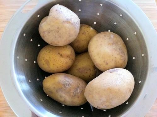 2 Pounds Potatoes