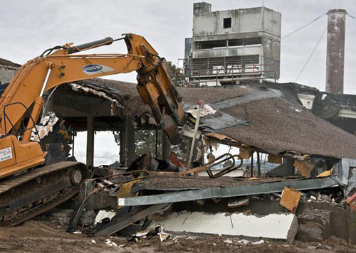 Recovery Act-funded demolitions complete