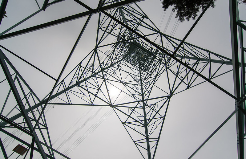 Photo:Electrical Tower By:danielfoster437