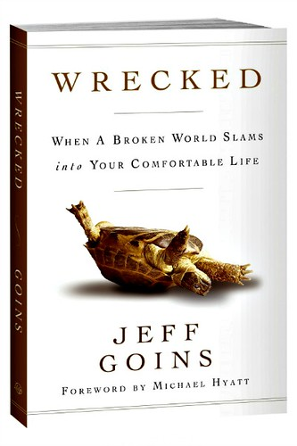 Wrecked book by Jeff Goins resized