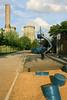Spielplatz Müllverbrennungsanlage Düsseldorf Flingern by Xray40000