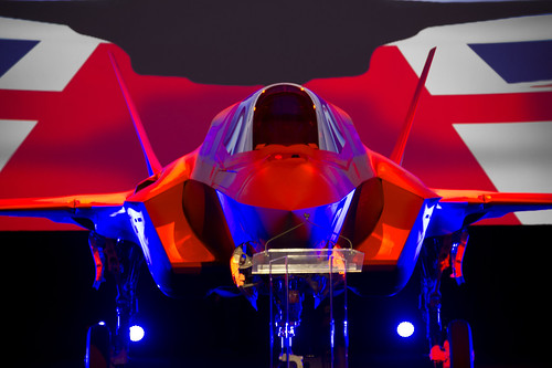 7604565622 143002631e The UKs First F35B