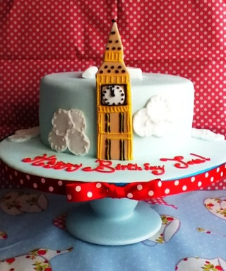Big Ben Birthday Cake Flickr - Photo Sharing!