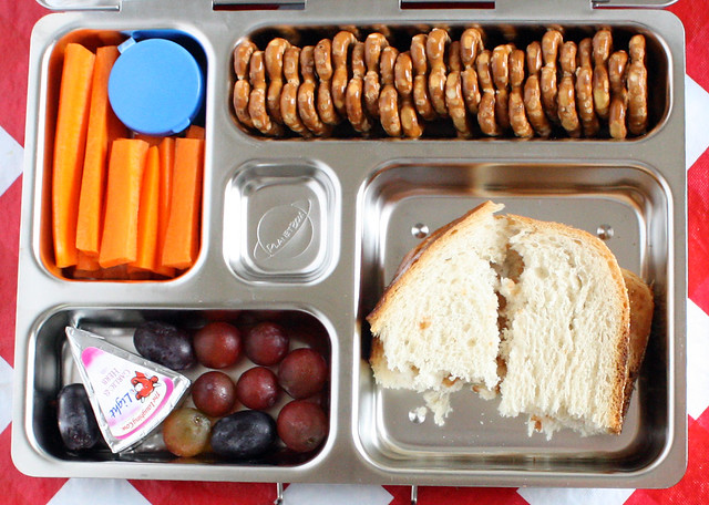 Kid-Packed Bento #625