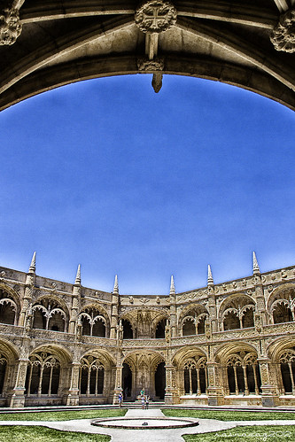 Los Jeronimos by sairacaz