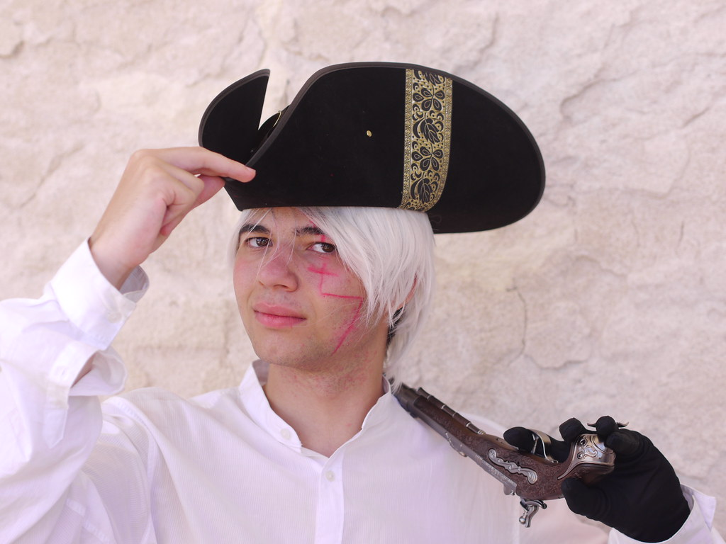 related image - One Piece Day - Aoi Sora Cosplay - Marseille - 2012-0722- P1430196