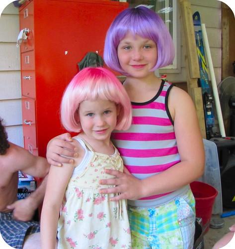 wig girls