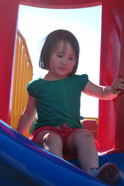Top of the Slide