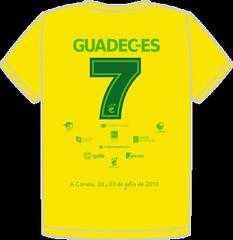 GUADEC-ES 2010 Brazil T-Shirt Back