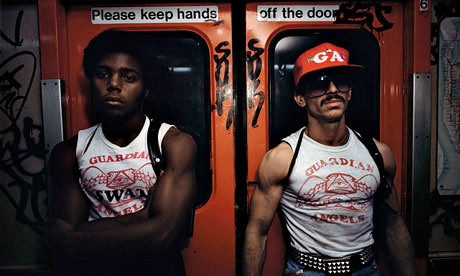 Guardian Angels, Bruce Davidson