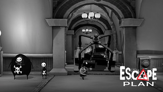 Escape Plan para PS Vita