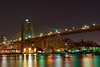Brooklyn Bridge, New York City.