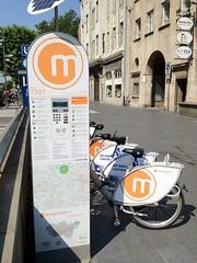 metropolradruhr: Station 7107 (Bochum-Rathaus Süd)