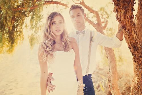 [フリー画像素材] 人物, カップル, 行事・イベント, 結婚式, アメリカ人, ウエディングドレス ID:201208071600