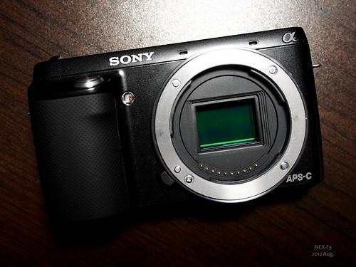 SONY NEX-F3 治裝照 -25