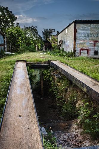 El foso...Santa Cruz del Norte by Rey Cuba