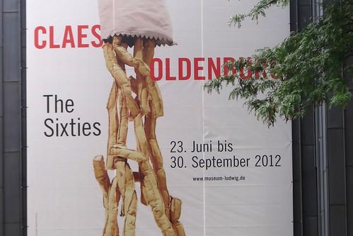 Claes in Köln