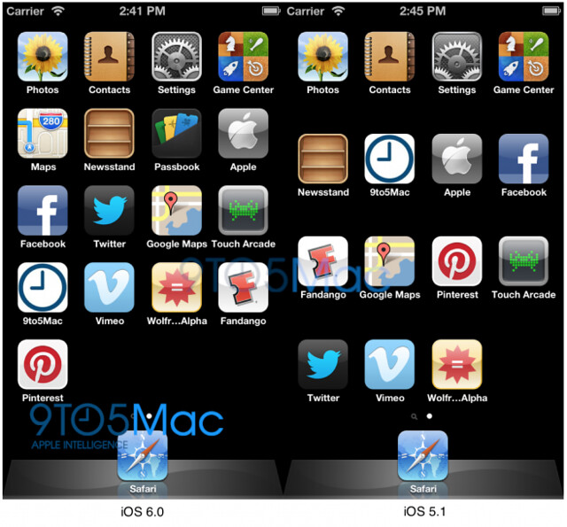 Nuevo iPhone 5 tendría una resolución de 640x1136