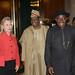 Secretary Clinton with President Jonathan & Amb Ashiru