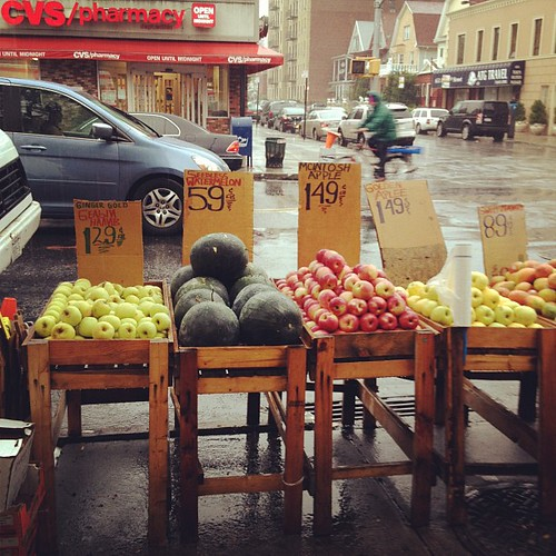 Rainy Fruit