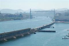 Bilbao Car Ferry Bridge