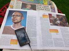 American view of Irish Sunday News