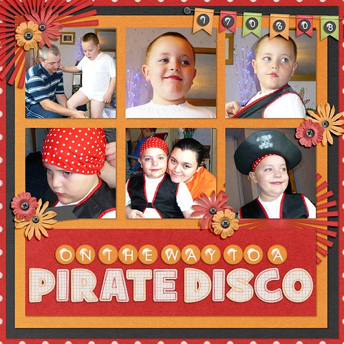 Pirate Disco by Lukasmummy