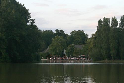 Biergarten Am Seehaus - Kleinhesseloher See
