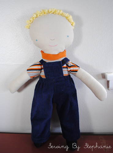 James' Doll