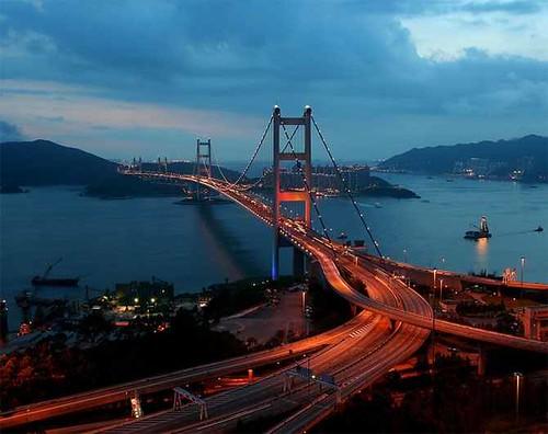 Tsing Ma Bridge (Hong Kong, China)bridges (10)