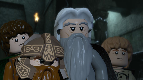 LEGO: Lord of the Rings Characters Unlock Guide