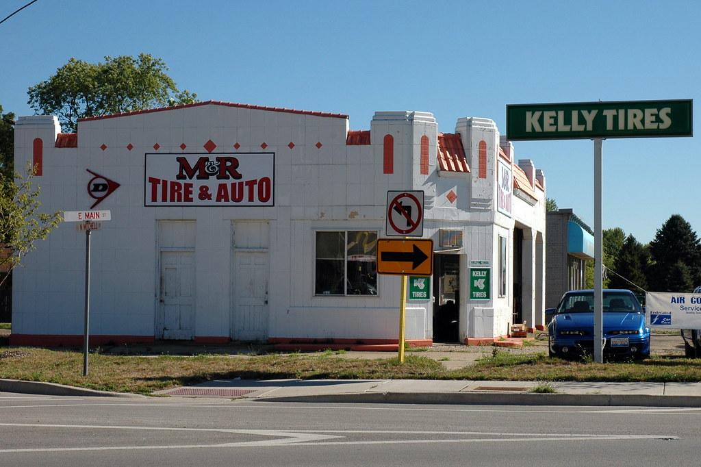 M&R Tire & Auto, Braidwood, IL