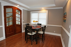 French doors - types of doors in a new home