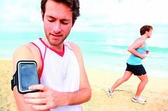 Chytrý mobil, přítel běžce