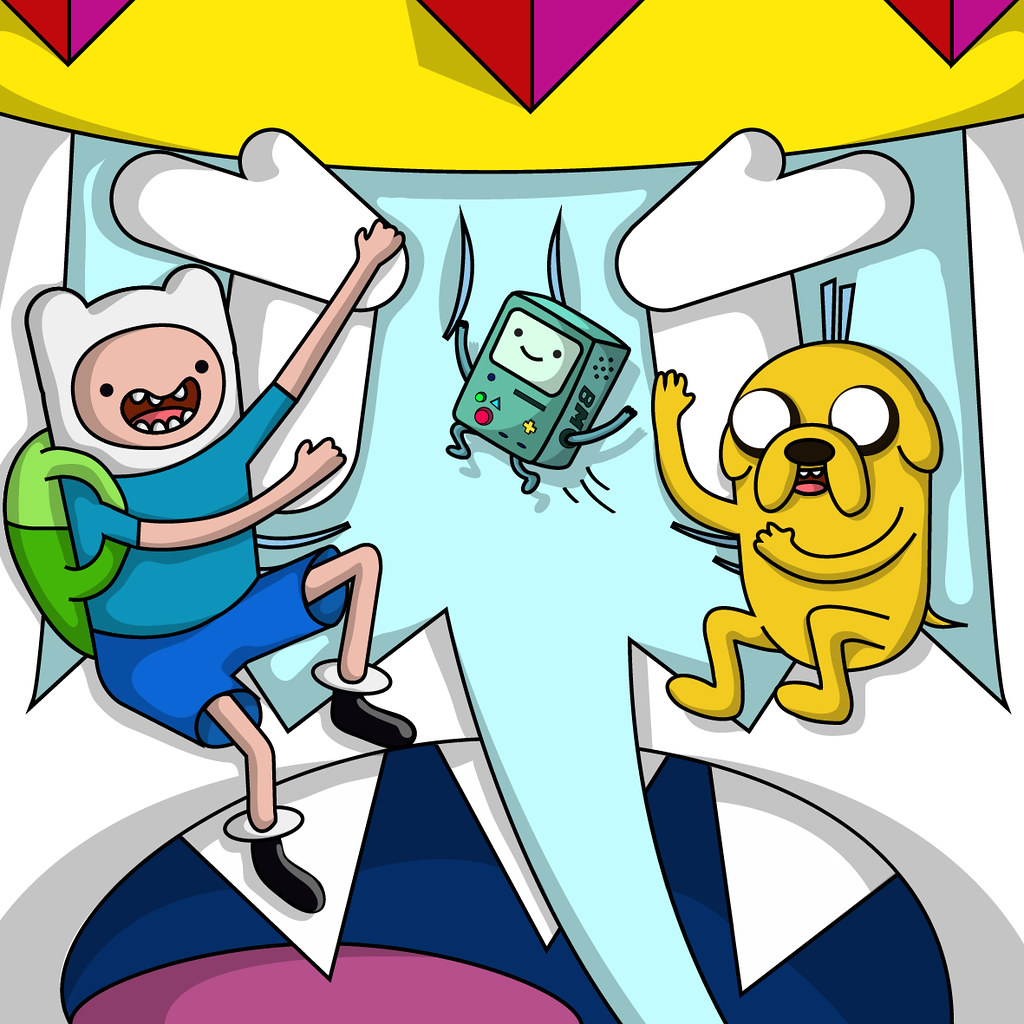 Adventure Time - Tutorial