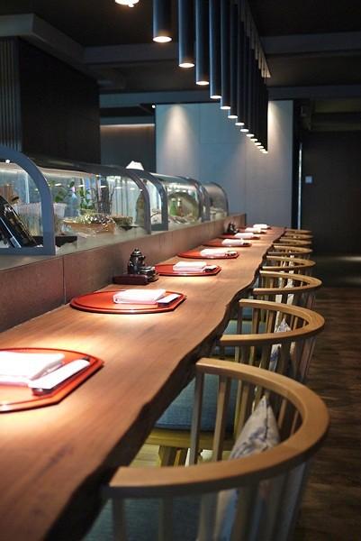 Tatsu - Japanese restaurant Intercontinental Hotel KL (5)