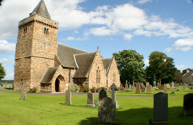 Aberlady Church, East Lothian