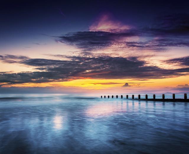 Trippy sunset | Flickr - Photo Sharing!