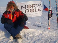 Miroslav Jakeš: Grónsko není jen země krutých mrazů