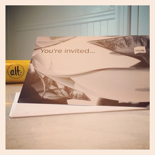 You're Invited... So many ideas! Thanks @BlurbBooks @AltSummit #altsummit